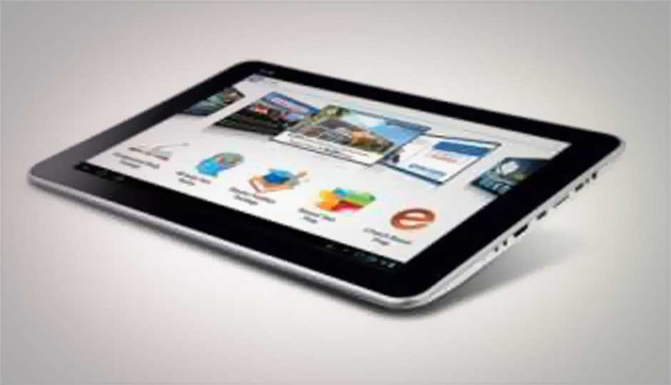 iBall Edu-Slide packed with IIT-JEE content launched for Rs. 30,999