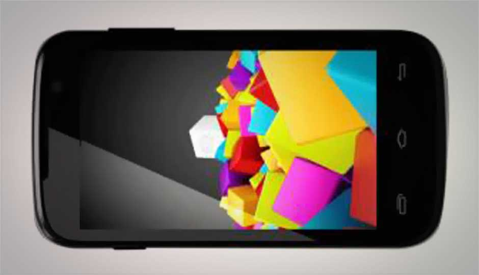 Micromax Canvas Fun A63 available online for Rs. 6,799