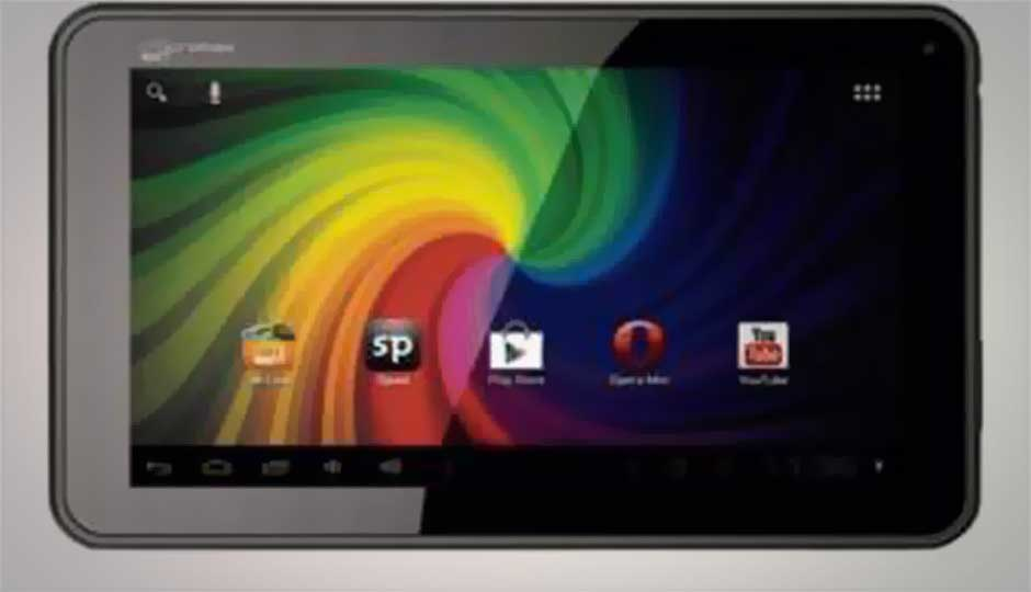 Micromax Funbook P255 now available online for Rs.4,499