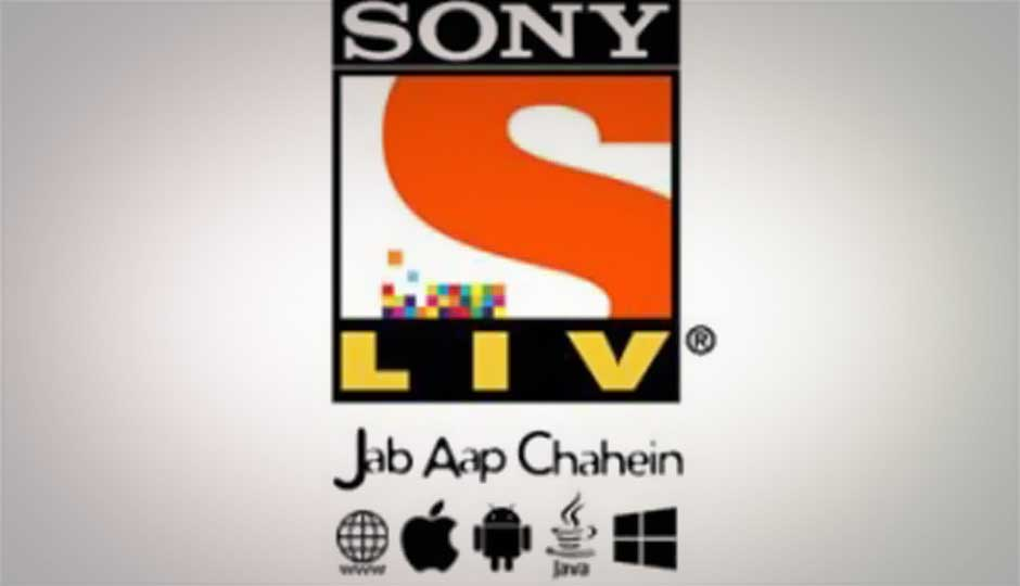 Sony LIV now available on Windows Phone 8, Windows 8 platforms