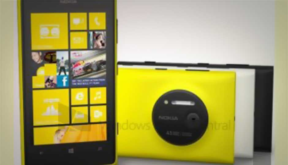 Nokia Lumia 1020 launched in India