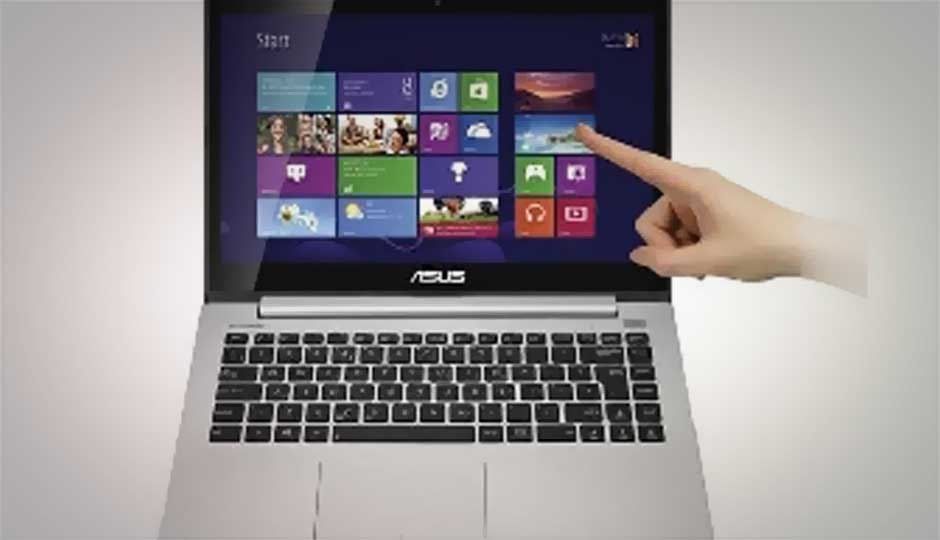 Best budget Windows 8 touchscreen laptops under Rs. 40,000