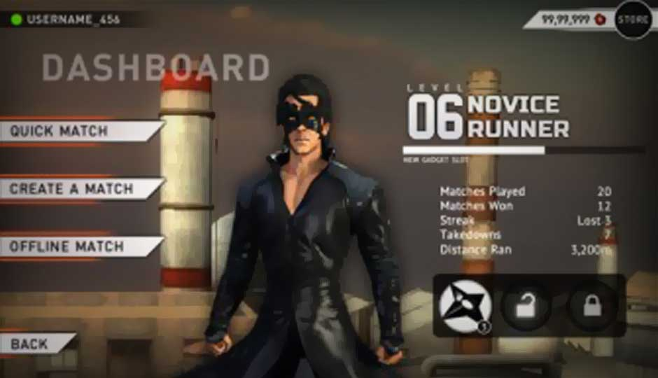 Microsoft launches Krrish 3 game for Windows devices
