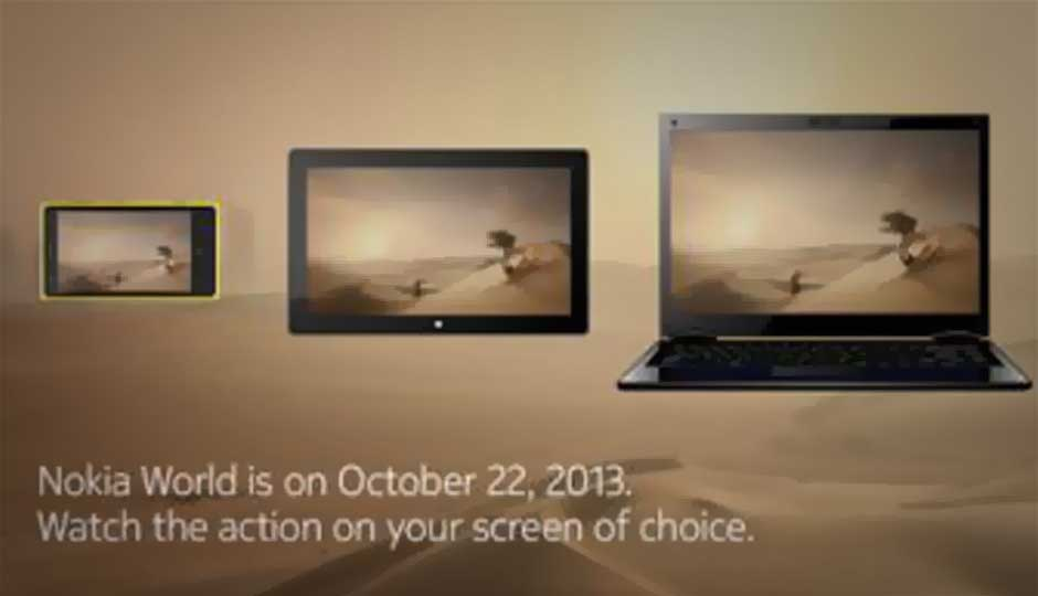 Nokia to announce a laptop on October 22?