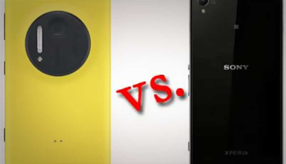 Camera Comparison: Nokia Lumia 1020 vs. Sony Xperia Z1