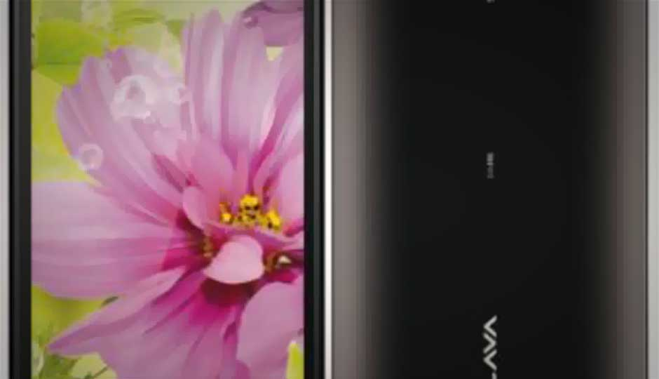 Lava Iris 456, Android 4.2-based dual-SIM smartphone launched for Rs 7,888