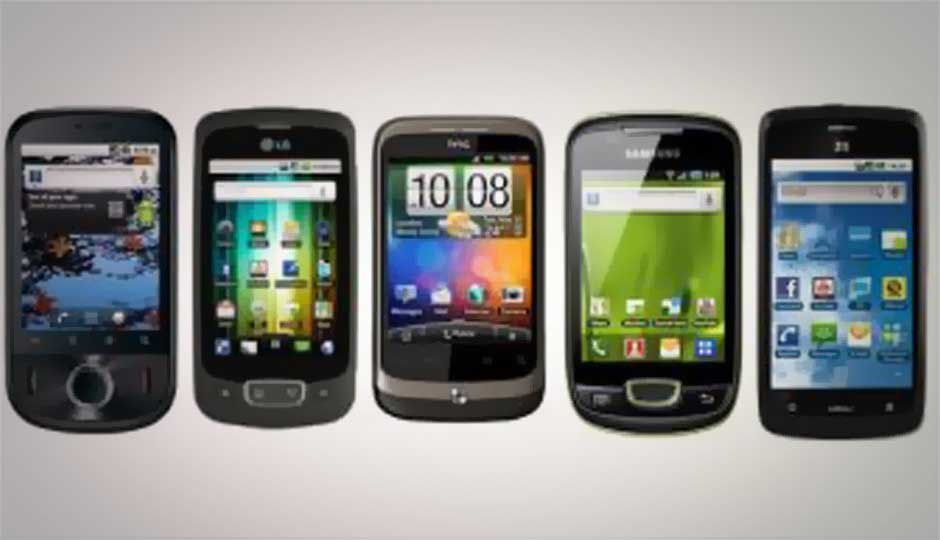 Aim maintain top 10 cheapest smartphones in india 2013 tool