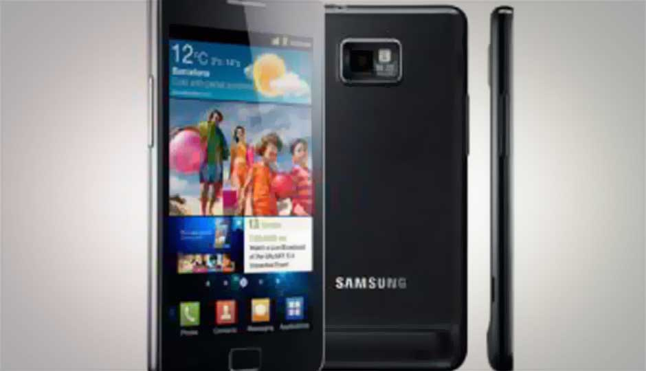 Top 10 Android Phones in India 2011