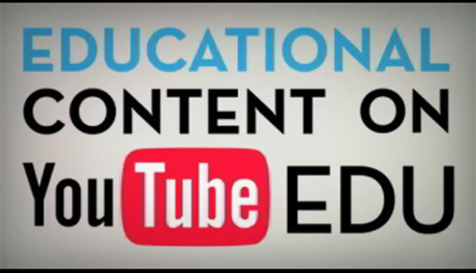 YouTube for Schools launched, with subject playlists and no distractions