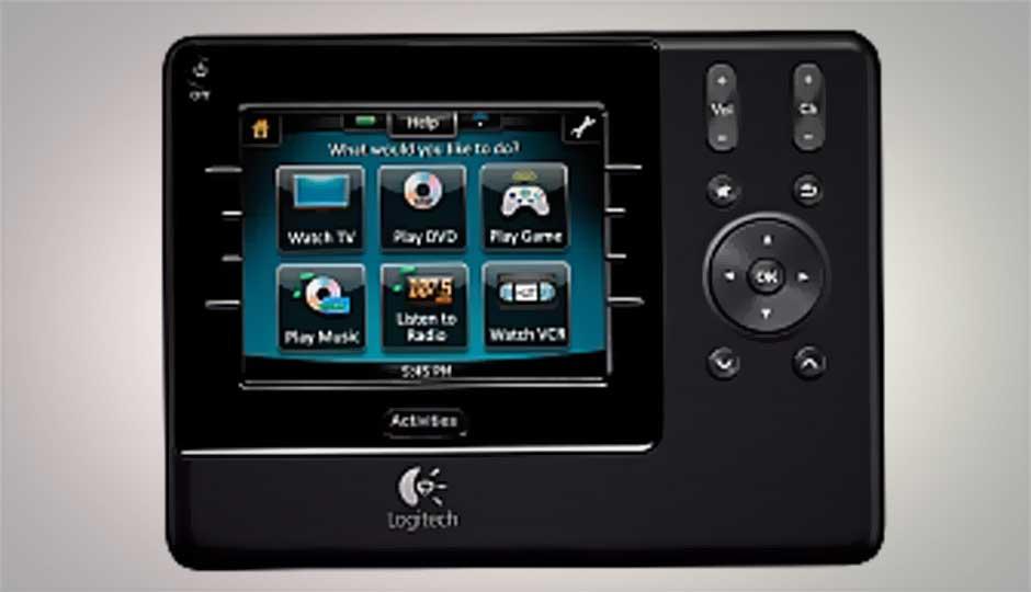 logitech harmony 1100i advanced universal remote review. Black Bedroom Furniture Sets. Home Design Ideas