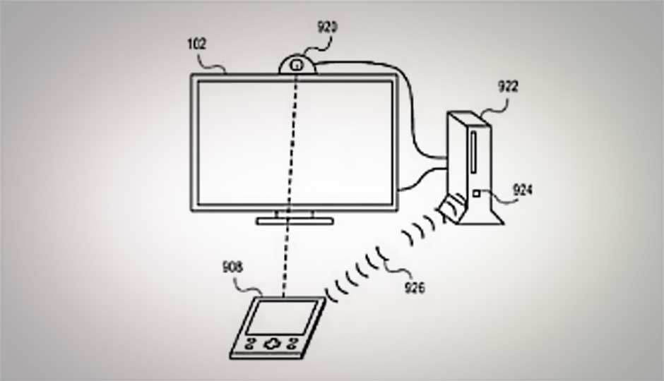 Sony patent shows plans for Nintendo Wii U-like controller, in 2010