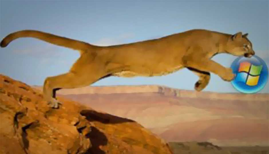 Windows 8 vs. Mountain Lion: Does Microsoft stand a chance?