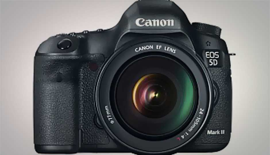 Canon eos 5d mark iii the new kid on the full frame hd for Canon eos 5d full frame