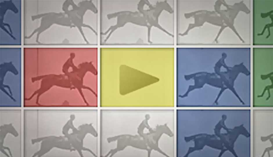 Google doodle celebrates Eadweard J. Muybridge's 182th birthday