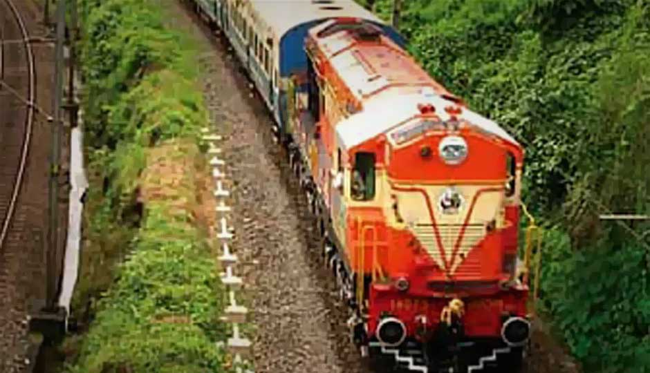 Indian Railway plans satellite-based software to track train movement