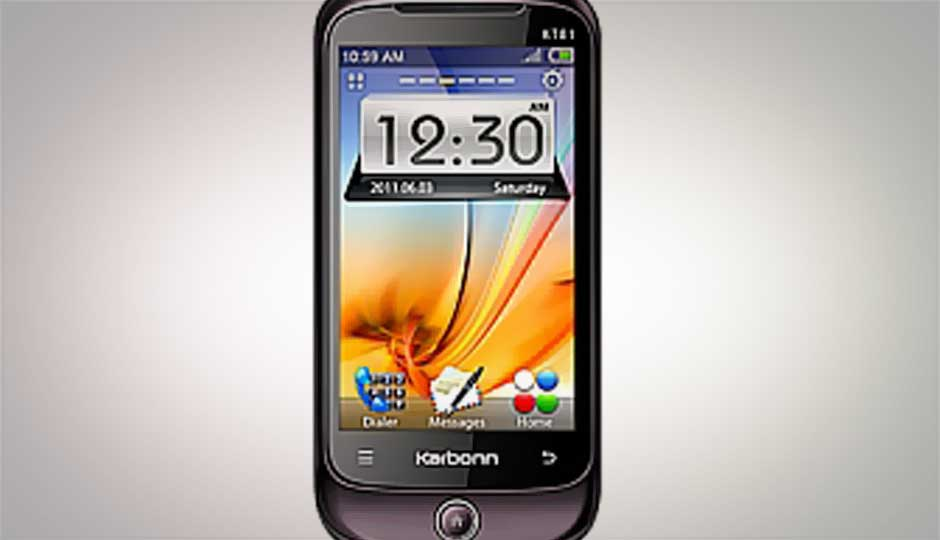 Karbonn Mobiles to launch KT81 with Dolby sound