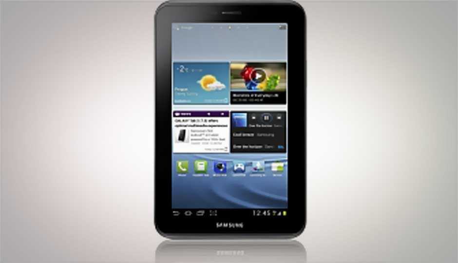 Samsung to launch Galaxy Tab 2 310 in India this month