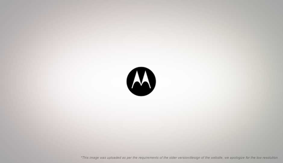 Motorola announces the Android 2.1 Milestone XT720: with 8MP camera & 720p recording