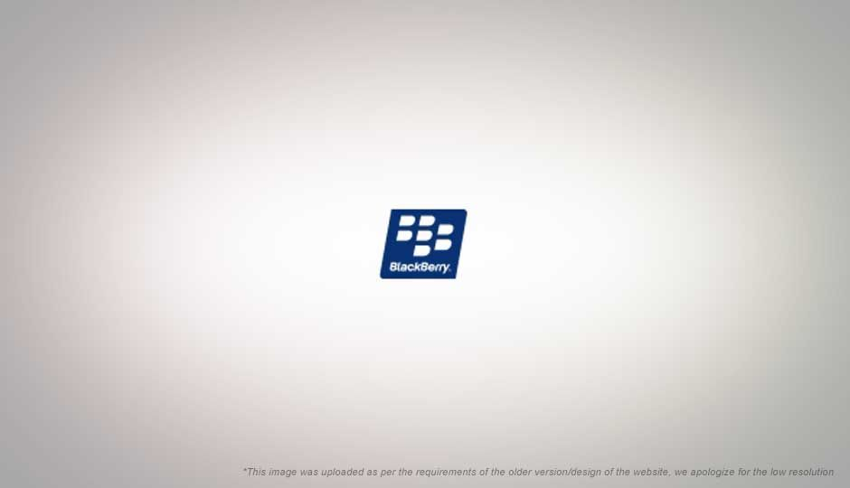 BlackBerry Curve 8530 comes to Indian CDMA shores at Rs. 18,990 with Tata Indicom