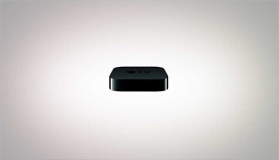 Apple announces the new Apple TV