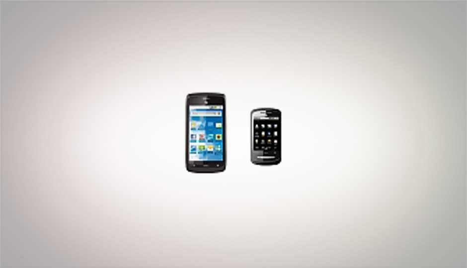 Dell launches two 3G enabled Android 2.1 smartphones in India