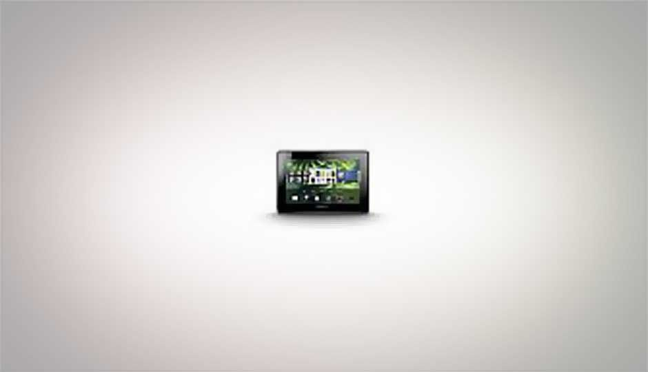 BlackBerry PlayBook and Motorola Xoom available in India through HomeShop18