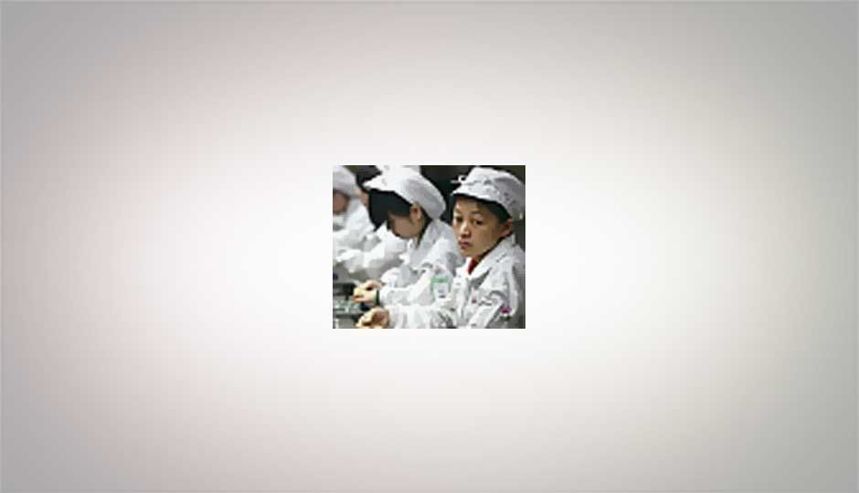 Foxconn plant resumes iPad 2 production