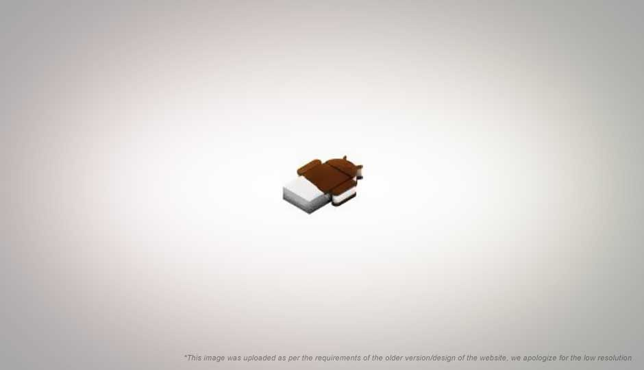 Android Ice Cream Sandwich gets partially unveiled with leaked screenshots