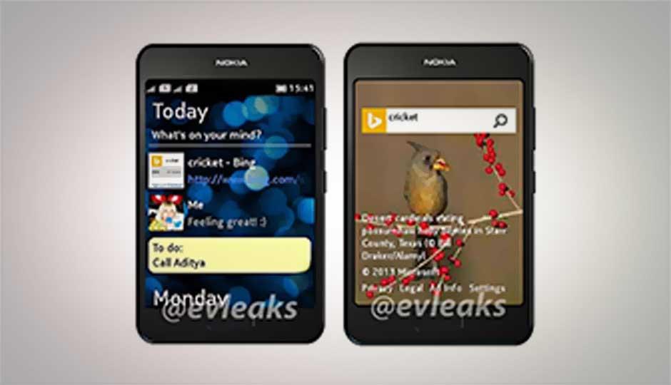 New Nokia Asha 504 Nokia Asha 504 Dual Sim Phone