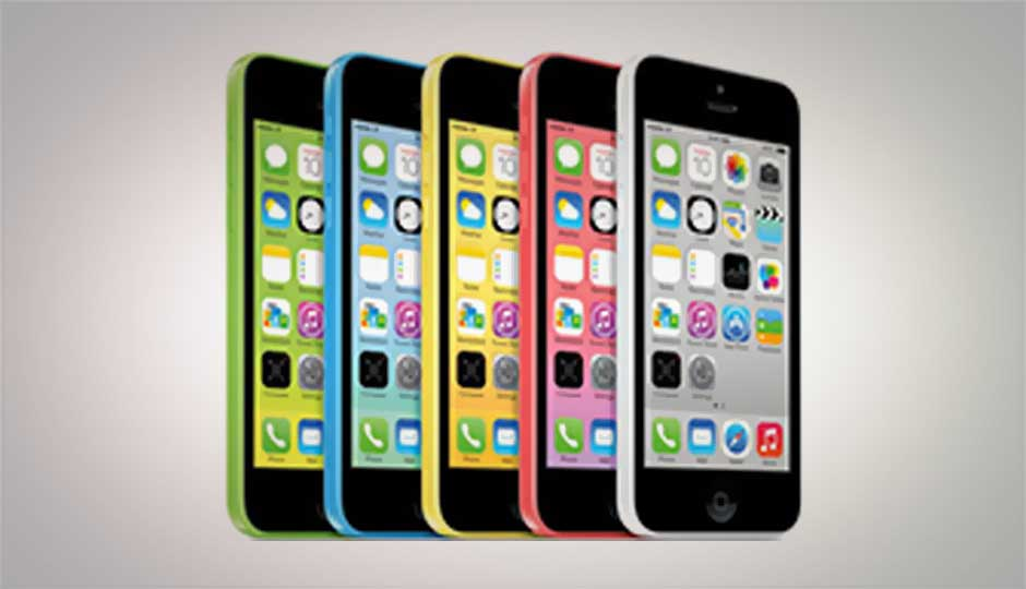 Apple iPhone 5C 16GB price slashed to Rs. 37,950