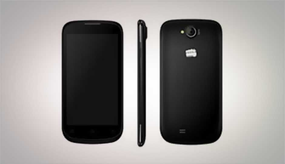 Micromax launches Canvas Power 96 at Rs. 9900