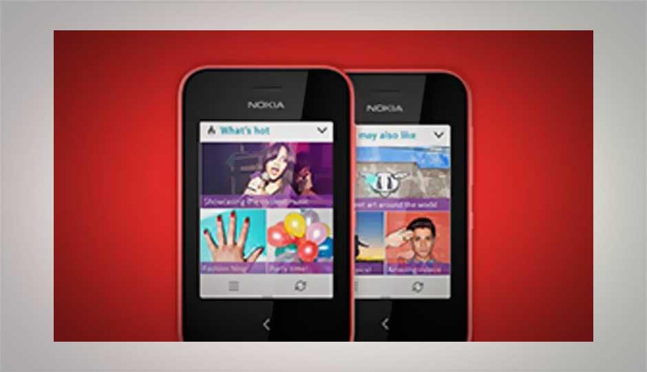 New Nokia Asha Phone 2014 Mwc 2014 Nokia 220 And Asha
