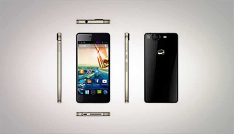 Micromax Canvas Knight A350: Overview and specs comparison