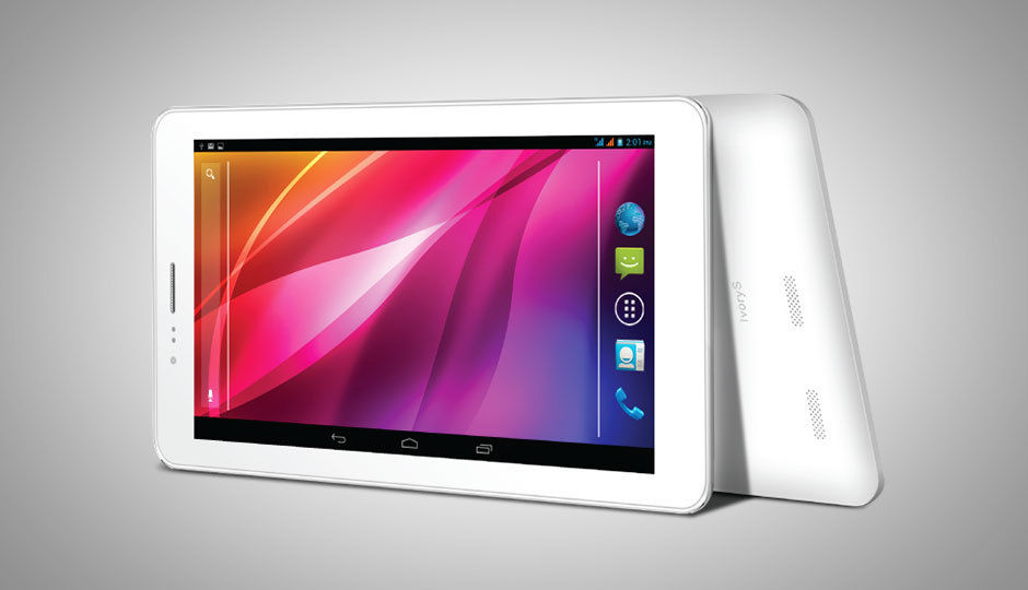 Lava ivorys 7 inch dual sim tablet launched at rs 8 499 for Lava ivory s tablet