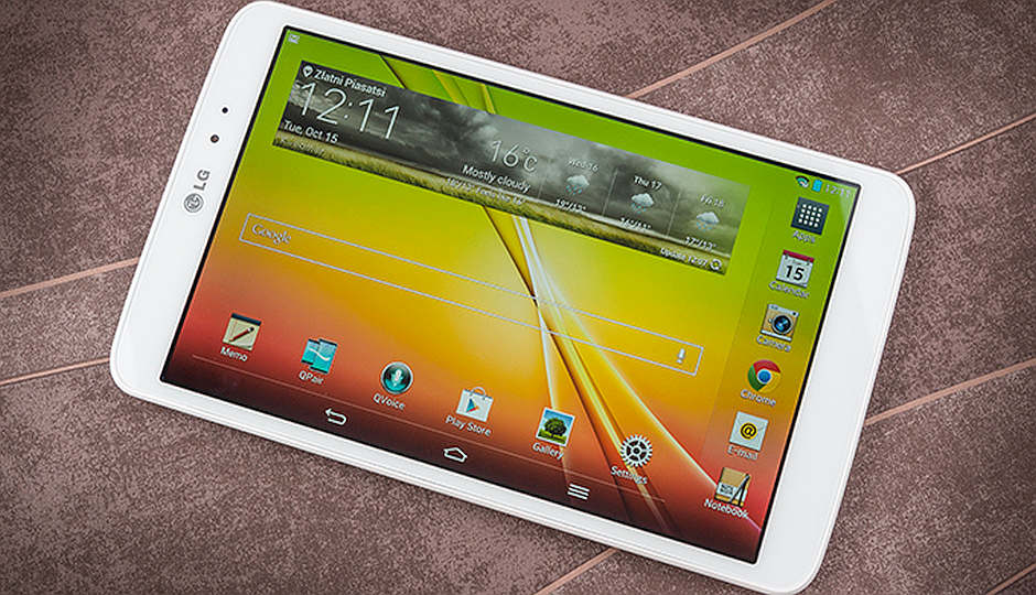 LG unveils new G Pad 7, G Pad 8 and G Pad 10.1