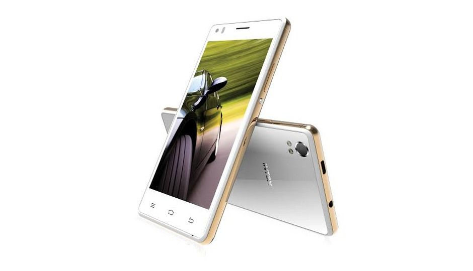 Intex Aqua Speed HD quad-core smartphone launched at Rs. 8,999