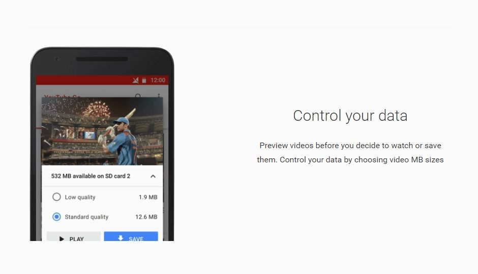 how to download youtube videos to google play