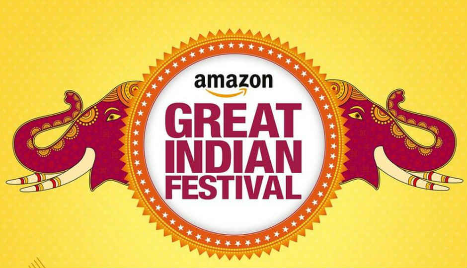 Image result for Amazon Great Indian Festival sale: Apple iPhone 8 to Redmi 4, here are top tech deals