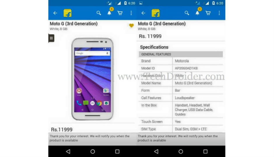 how to change language in moto g 3rd generation
