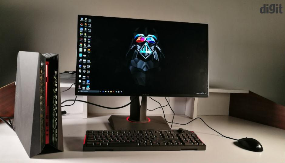 how to change lights on asus rog strix 1080