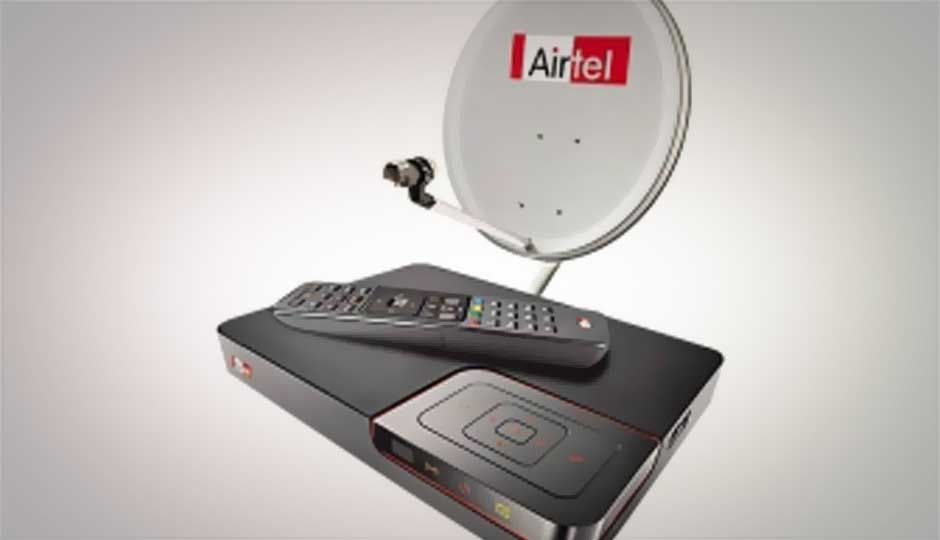 Airtel Digital  <b> TELEVISION </b>  launches particular bouquet for children on Children&#039; s Day time