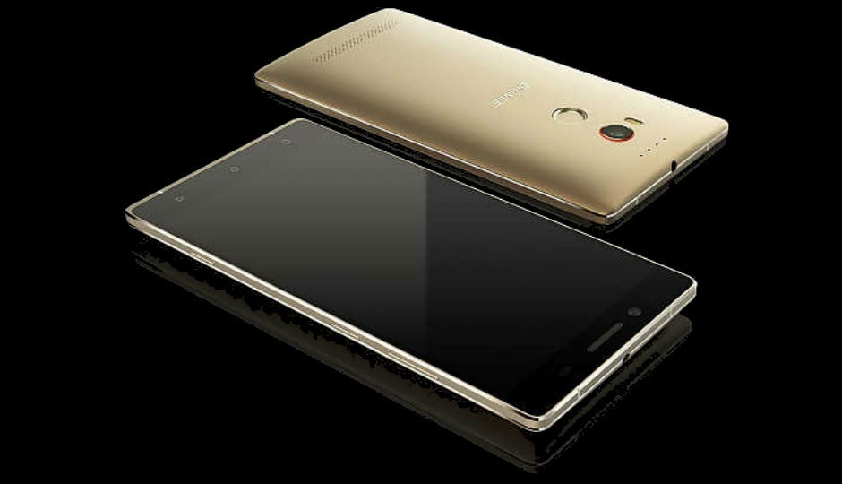 GIONEE has Launched two mobiles E Life and M2 Marathon