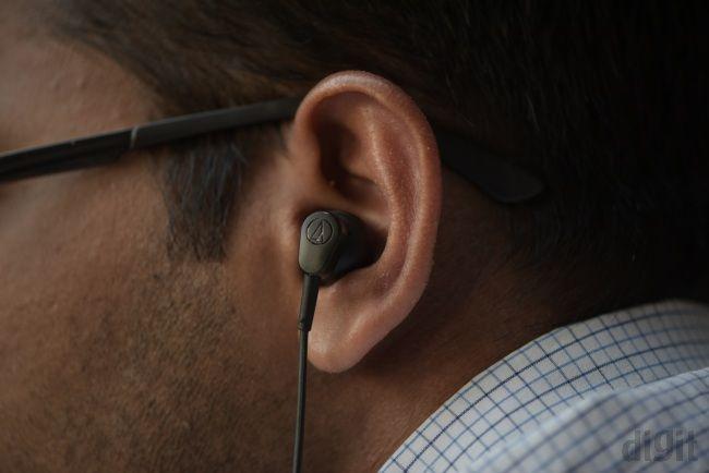 Audio-Technica ATH-ANC33iS ear