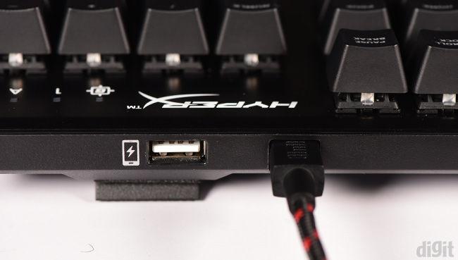 Kingston HyperX Alloy FPS USB passthrough