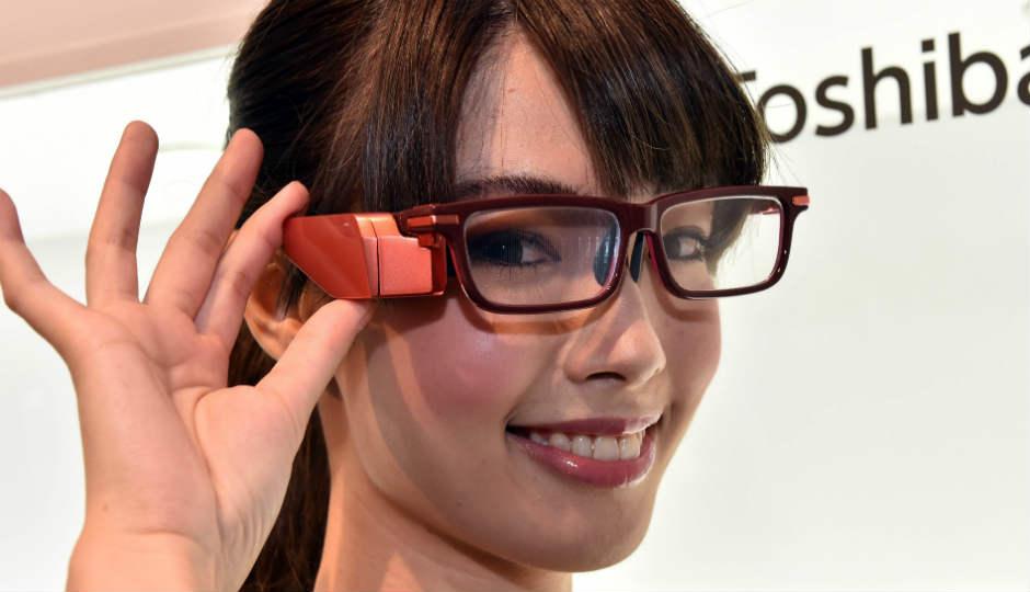 Apple Glasses Prototype Toshiba Glass Prototype at