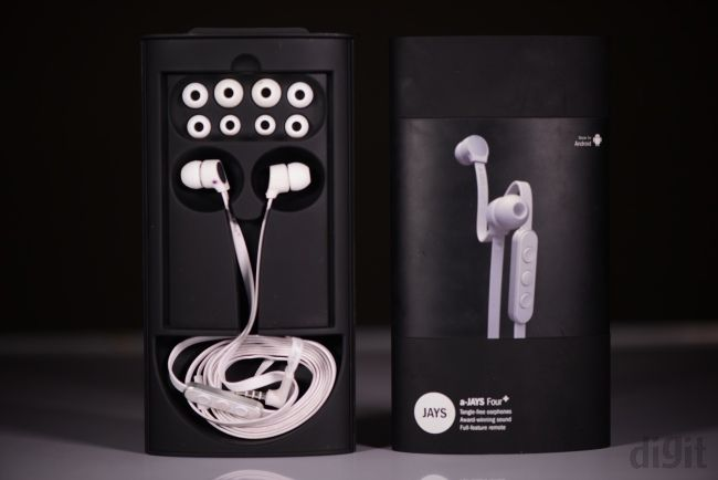 a-JAYS Four+ accessories