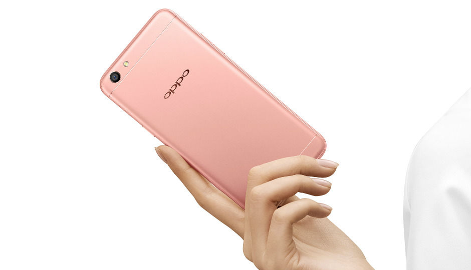 Image result for Oppo F3 Rose Gold Variant unveiled in India at Rs. 19,990