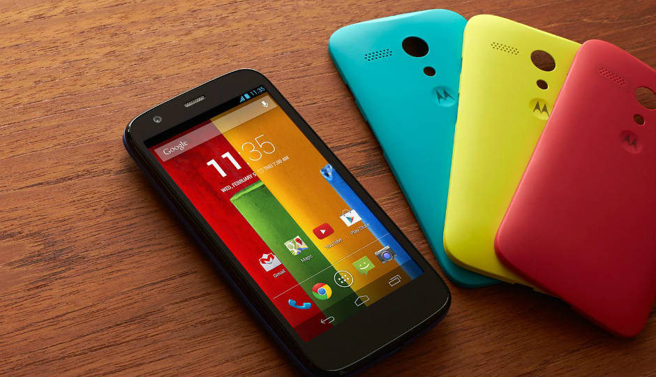 Motorola admits Moto G issues, offers refunds and exchange in India