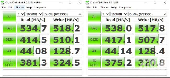 WD Blue SSD 250 GB Review Western Digital Crystal Disk Mark