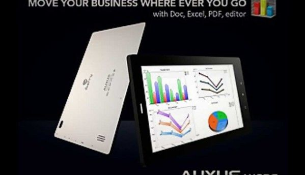 iBerry launches the Auxus AX03G ICS tablet in India, at Rs. 9,990